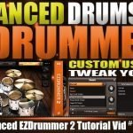 Advanced Drums Tab in EZDrummer 2