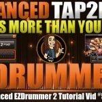 Advanced Tap2Find in EZDrummer 2