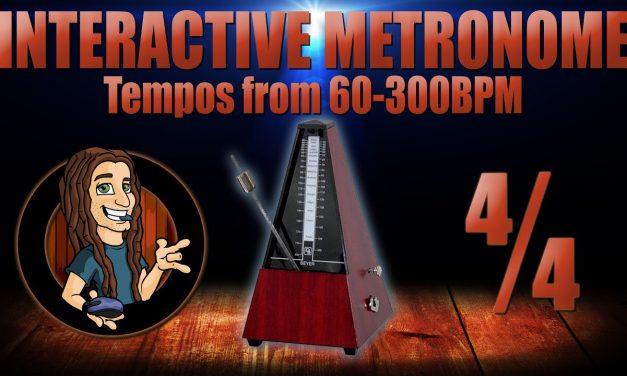 Interactive Metronomes